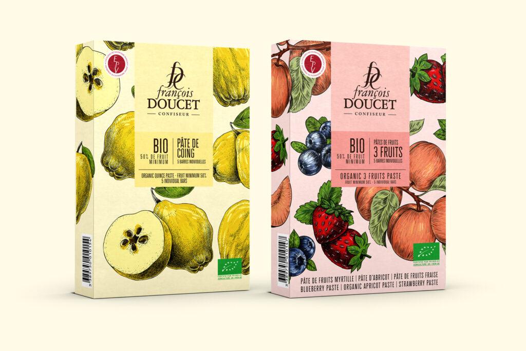 Packshot de packaging